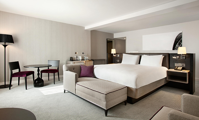Hôtel Hilton London Islington, Royaume-Uni - Junior Suite