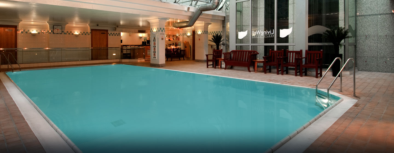 Hôtel Hilton London Metropole, Londres - Piscine intérieure