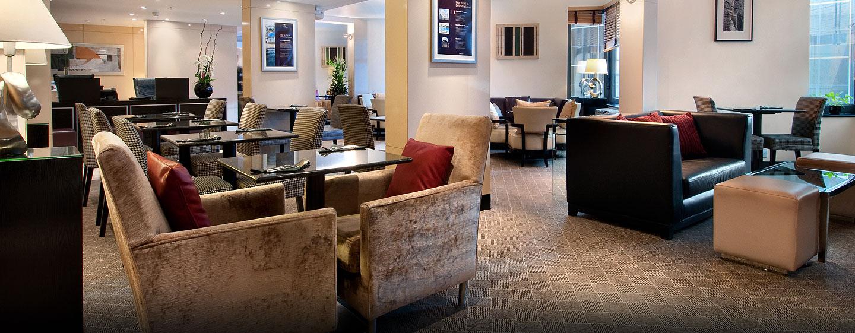 Hôtel Hilton London Metropole, Londres - Espace détente du salon exécutif