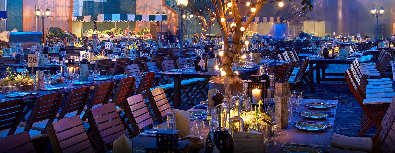 Hôtel Hilton London Metropole, Londres - Suite Palace