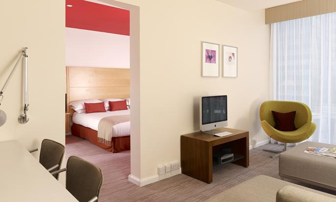 DoubleTree by Hilton Hotel London - Westminster, Royaume-Uni - Suite