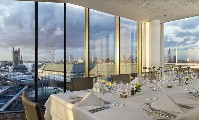 DoubleTree by Hilton Hotel London - Westminster, Royaume-Uni - Sky Lounge