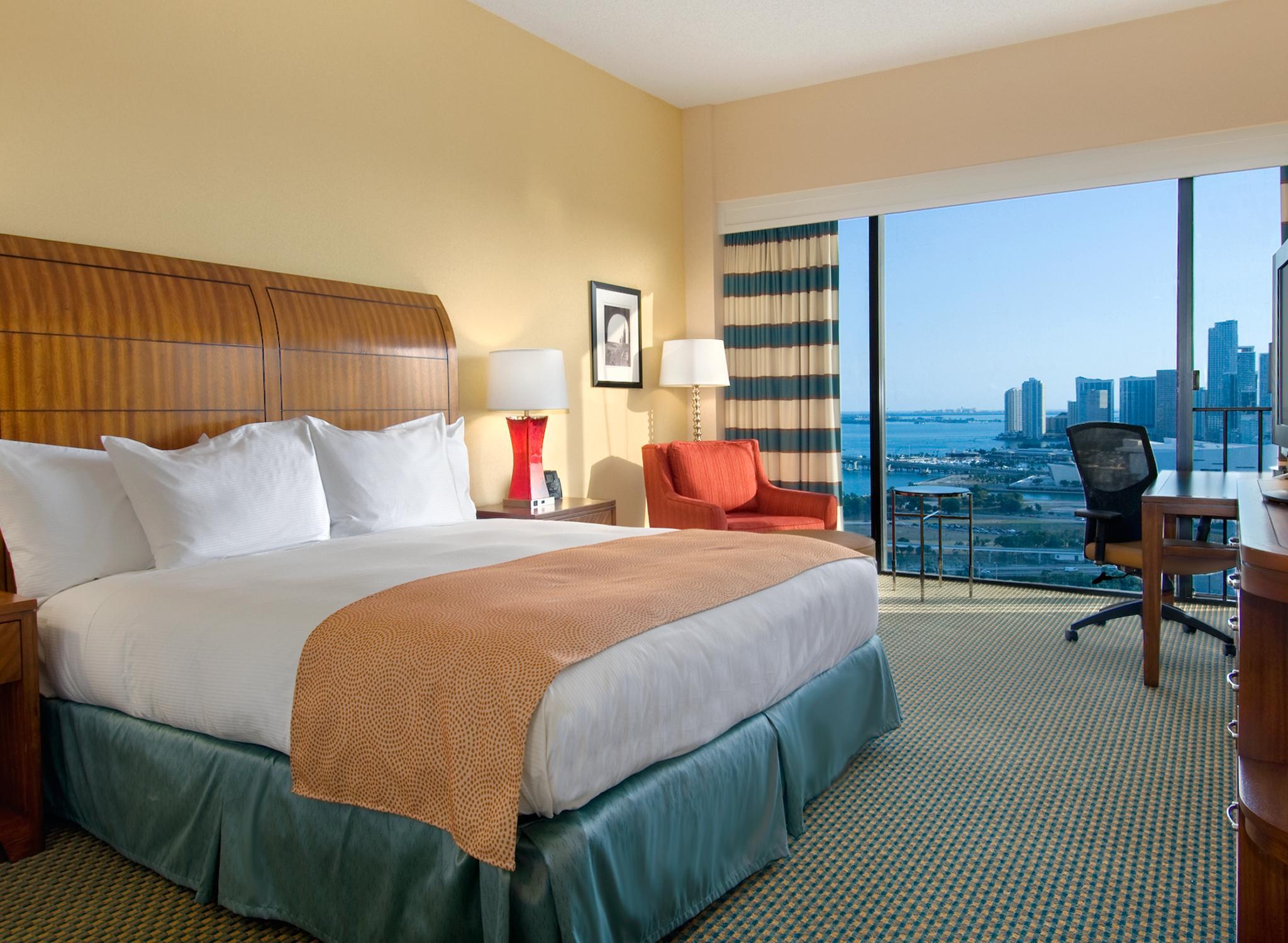 H 244 Tels De Miami En Floride H 244 Tel Hilton Miami Downtown