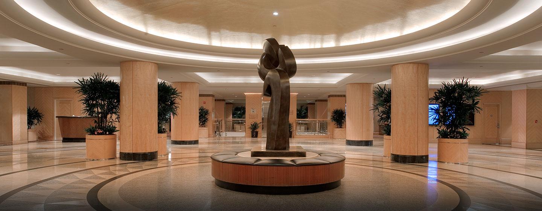 Hôtel New York Hilton Midtown, États-Unis - Hall et Réception