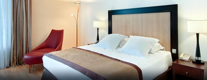 Hôtel Hilton Paris Orly Airport - Chambre avec grand lit
