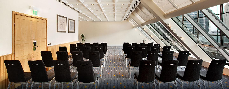 Hôtel Hilton Paris La Défense, France - Salle de réunion Nobel Adenauer Briand