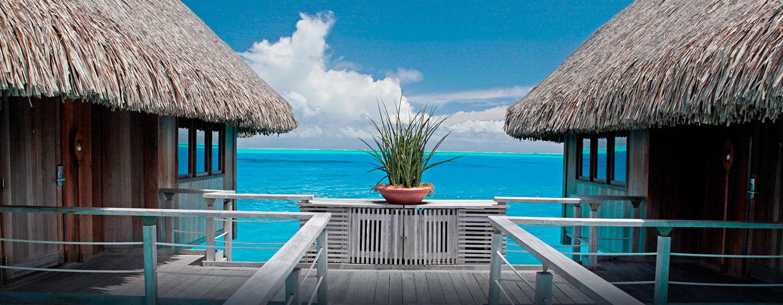 Hilton Bora Bora Nui Resort & Spa, Polynésie française - Villas de luxe sur pilotis