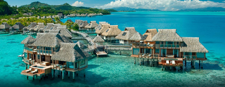 Hilton Bora Bora Nui Resort & Spa, Polynésie française - Villas présidentielles