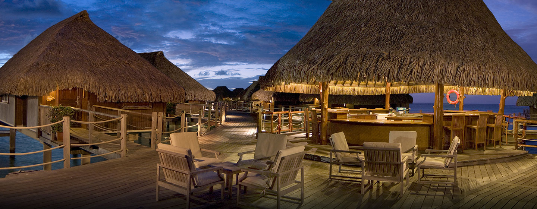 Hôtel Hilton Moorea Lagoon Resort & Spa, Polynésie française - Toatea Bar & Crêperie