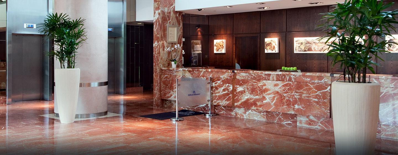 Hôtel Hilton Strasbourg, France - Hall de l'hôtel