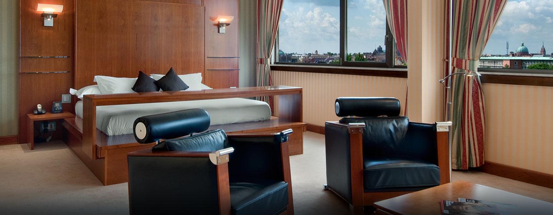 Hôtel Hilton Strasbourg, France - Suite présidentielle
