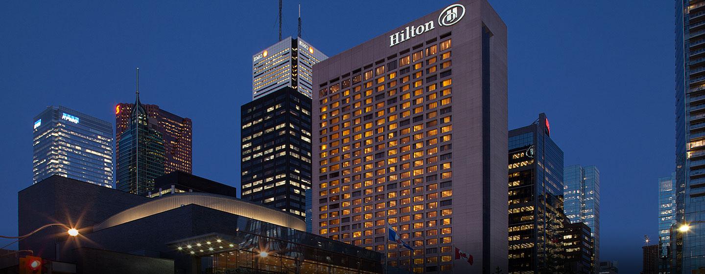 Hôtel Hilton Toronto, ON, Canada - Vue extérieure de l'hôtel
