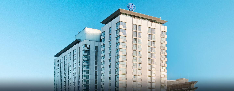 Hôtel Hilton Vienna, Autriche - Vue extérieure de l'hôtel