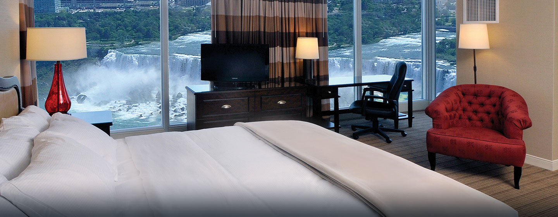 h tel hilton niagara falls. Black Bedroom Furniture Sets. Home Design Ideas