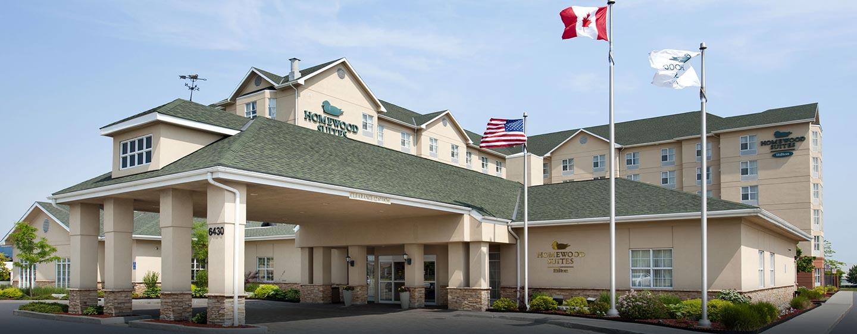Hôtel Homewood Suites by Hilton Toronto-Mississauga - Extérieur de l'hôtel