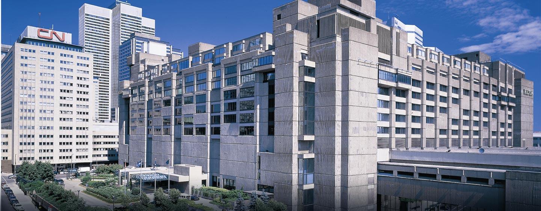 Hôtel Hilton Montreal Bonaventure - Extérieur de l'hôtel