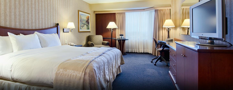 Hôtel Hilton Montreal-Laval, Canada - Chambre standard