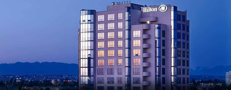 Hôtel Hilton Vancouver Airport, CB, Canada - Extérieur de l'hôtel