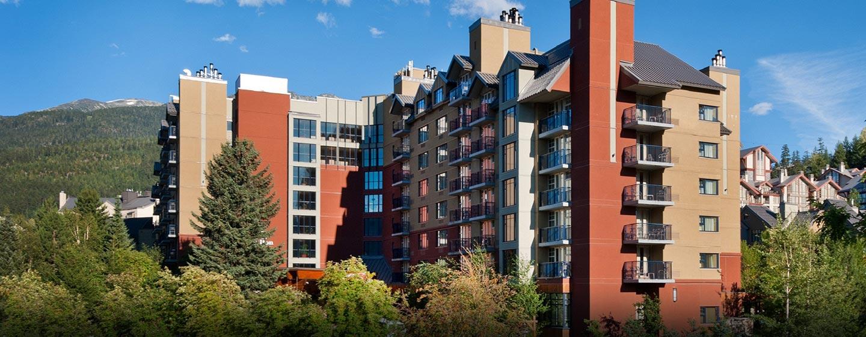 Hôtel Hilton Whistler Resort & Spa, CB - Extérieur de l'hôtel