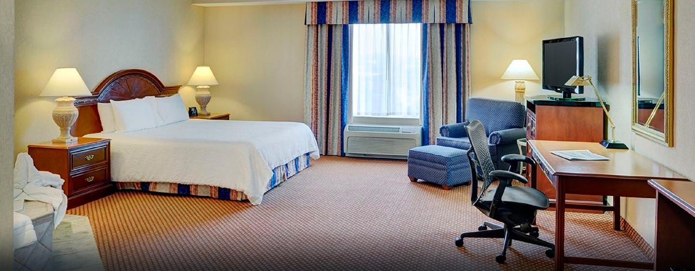 Hôtel Hilton Garden Inn Kitchener/Cambridge - Chambre av