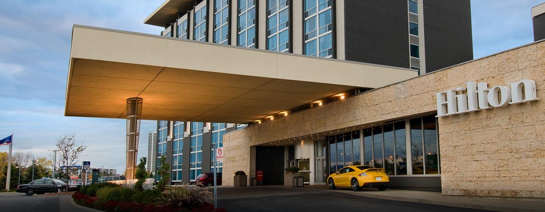 Hôtel Hilton Toronto Airport Hotel & Suites - Extérieur