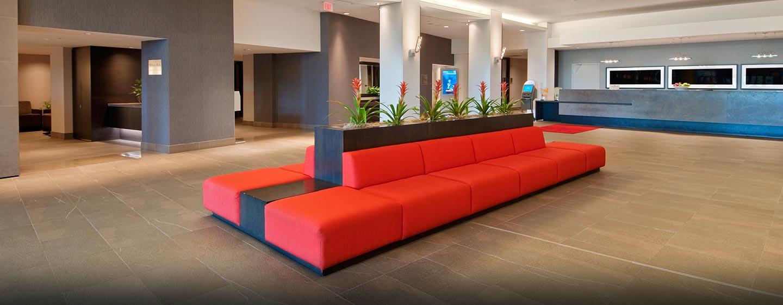 Hôtel Hilton Toronto Airport Hotel & Suites - Hall