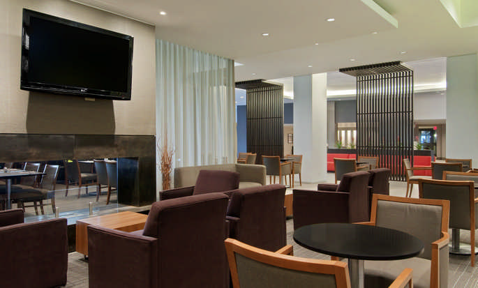 Hilton Toronto Airport Hotel & Suites, ON, Canada - Salon Bliss