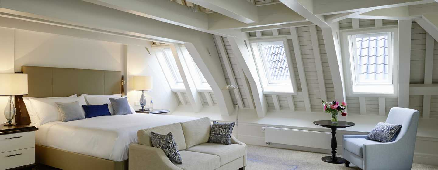 Waldorf Astoria Amsterdam hotel - King Grand loft