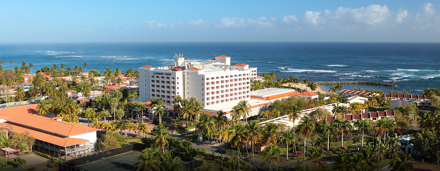 Embassy Suites Dorado del Mar Beach Golf Resort