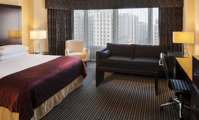 DoubleTree by Hilton Hotel Chicago - Magnificent Mile, USA - King room