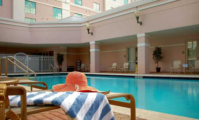 DoubleTree by Hilton Hotel Sunrise - Sawgrass Mills, Florida USA - Pool