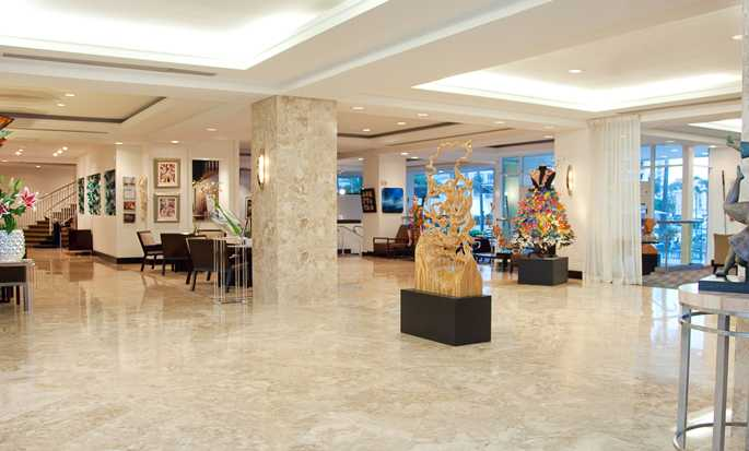 GALLERYone - a DoubleTree Suites by Hilton Hotel - Lobby area