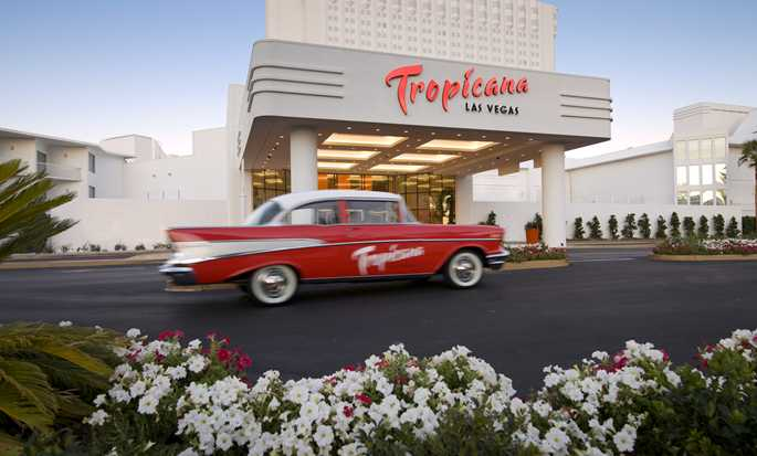 Tropicana Las Vegas – a DoubleTree by Hilton Hotel - Exterior Front