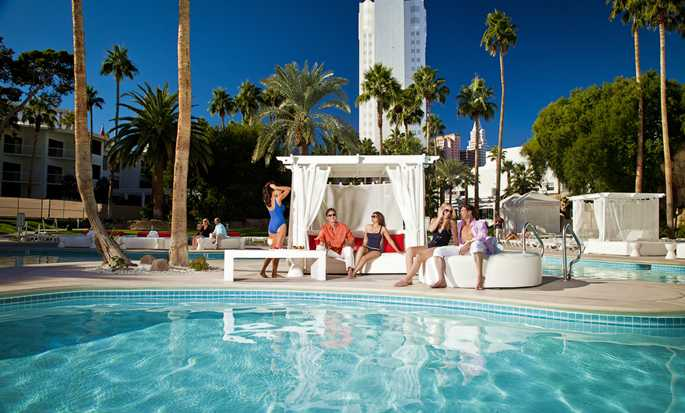 Tropicana Las Vegas – a DoubleTree by Hilton Hotel - Outdoor pool