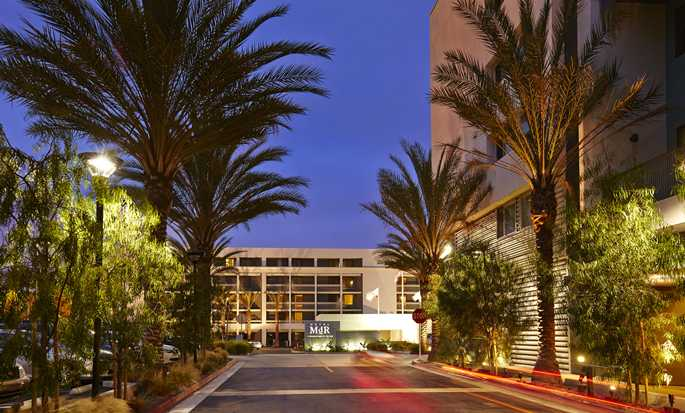 Hotel MdR Marina del Rey - a DoubleTree by Hilton - Exterior do hotel