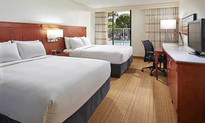 Hotel MdR Marina del Rey - a DoubleTree by Hilton - Quarto double