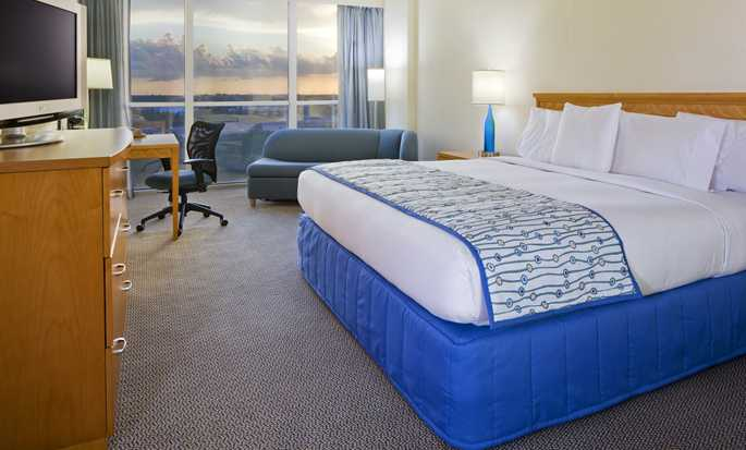 DoubleTree by Hilton Hotel at the Entrance to Universal Orlando, FL - King Room