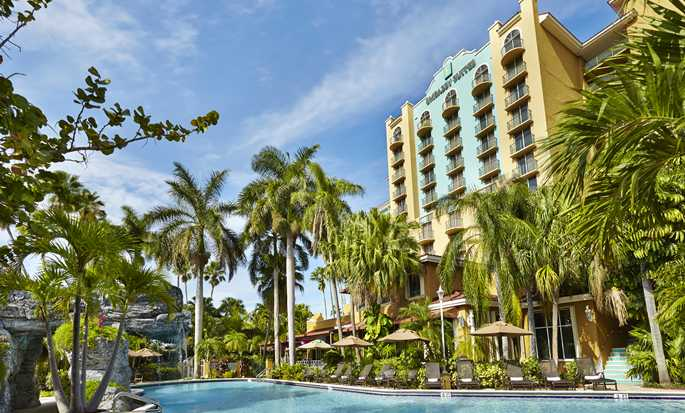 Embassy Suites Fort Lauderdale - 17th Street, USA - Outdoor pool