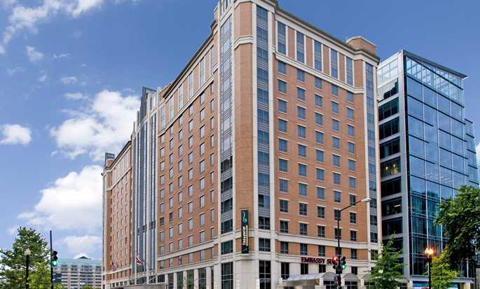 Embassy Suites Washington DC – Convention Center hotel, EUA - Exterior do hotel