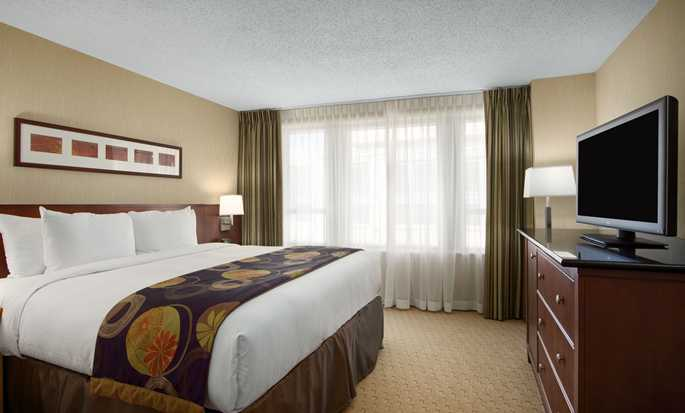 Embassy Suites Washington DC – Convention Center hotel, EUA - Quarto