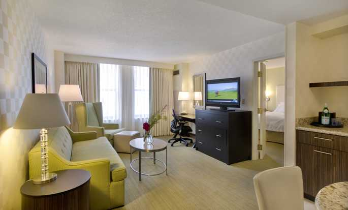 Hampton Inn & Suites Chicago-Downtown, USA - One-bedroom King Suites