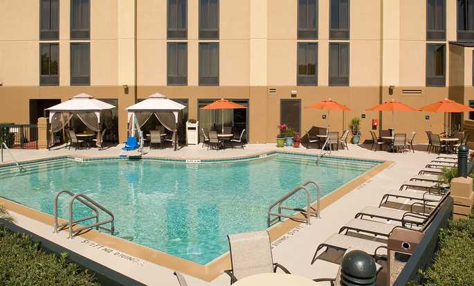 Hampton Inn Orlando-S. Of Universal Studios Hotel, FL - Outdoor Pool Area