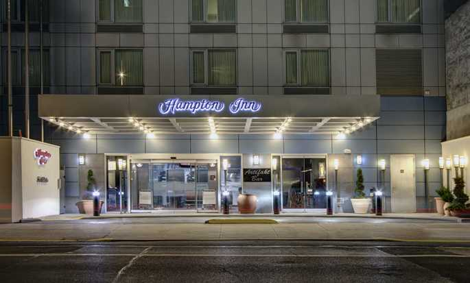 Hampton Inn Manhattan-SoHo Hotel, NY, EUA - Exterior do hotel