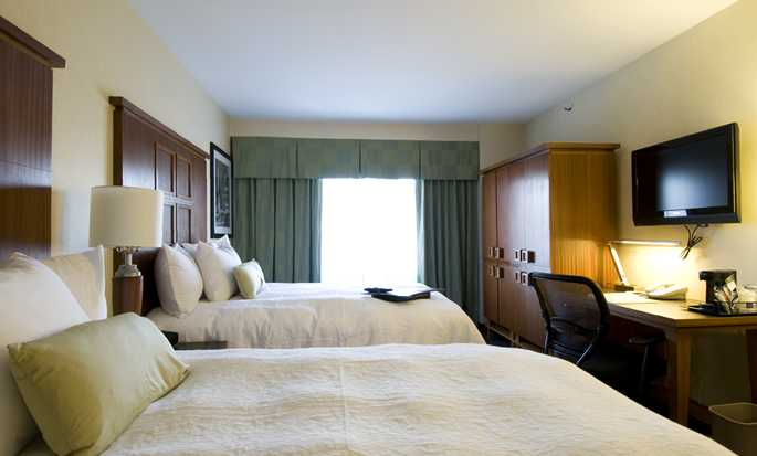 Hampton Inn Manhattan-SoHo Hotel, NY, EUA - Quarto double