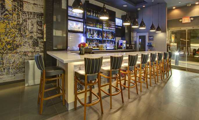 Hampton Inn Manhattan-SoHo Hotel, NY, EUA - Artifakt bar