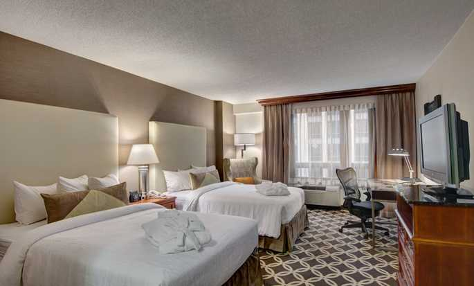 Hilton Garden Inn Washington DC Downtown hotel, U.S. - Double Room