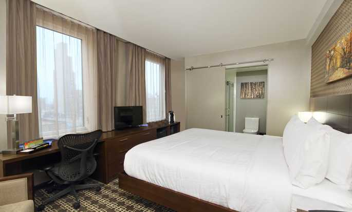 Hilton Garden Inn New York/Midtown Park Ave Hotel, EUA - Quarto King