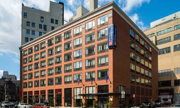 Hilton Garden Inn New York/Tribeca hotel, New York - Exterior