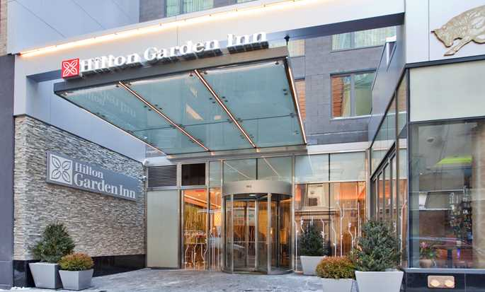 Hilton Garden Inn New York/Central Park South-Midtown West - Exterior do hotel
