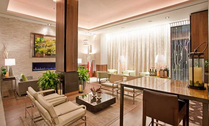 Hilton Garden Inn New York/Central Park South-Midtown West, EUA - Lobby